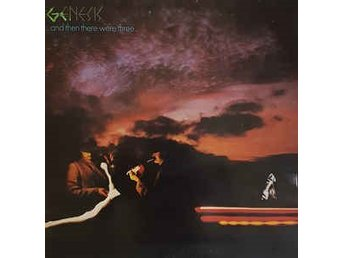 Genesis - ...And Then There Were Three.../ Charisma 1978