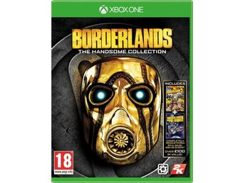 Borderlands The Handsome Collection - Sällsynt - Helt nytt till Xbox One!!! REA