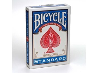 Bicycle Kortlek Standard Playing Cards (blå baksida)
