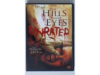 The Hills Have Eyes, Unrated, DVD