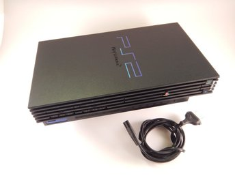 Playstation 2 / Ps2 --  Endast Basenhet / Enhet / Konsoll  --  PAL