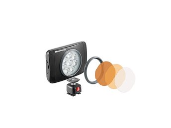 MANFROTTO LED-Belysning LUMIE Muse
