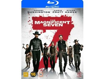 Magnificent Seven (2016) (Blu-ray)