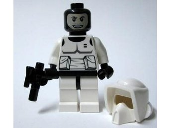 Lego - Star Wars - Figurer - Scout Trooper 9489 NY