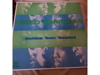 Golden Gate Quartet -2st LP