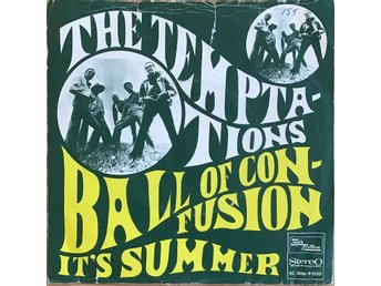 The Temptations - Ball of confusion / It's summer - 1970