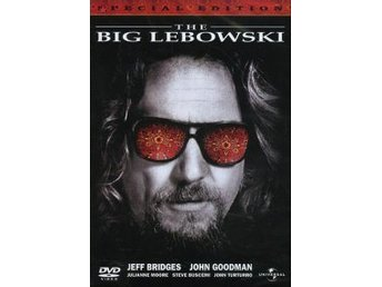 Big Lebowski-Jeff Bridges och John Goodman