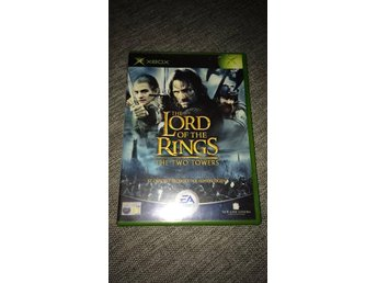 The Lord Of The Rings The Two Towers - Xbox