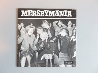Merseymania - Billy Pepper and The Pepperpots