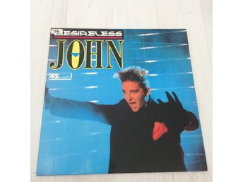 "DESIRELESS - JOHN. (NM 12"" MAXI)"