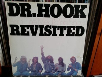 DR HOOK AND THE MEDICINE SHOW - REVISITED - LP - 1976