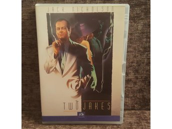 The Two Jakes (Jack Nicholson) DVD - Luleå - The Two Jakes (Jack Nicholson) DVD - Luleå