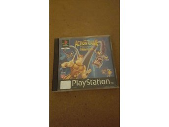Playstation 1 Action Game Featuring Hercules
