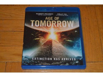 Age Of Tomorrow - Bluray Blu-Ray - Töre - Age Of Tomorrow - Bluray Blu-Ray - Töre