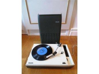 Philips Grammofon bärbar - Askersund - Philips Grammofon bärbar - Askersund
