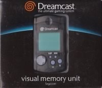Visual Memory Unit (Svart) (Official) (Komplett)