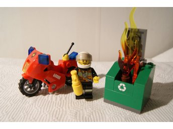 LEGO - City, 60000, Fire Motorcycle