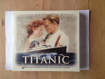 VHS  - Titanic Limited Edition
