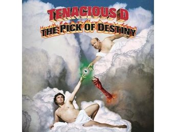 Tenacious D: The pick of destiny (Deluxe) (Vinyl LP + Download)