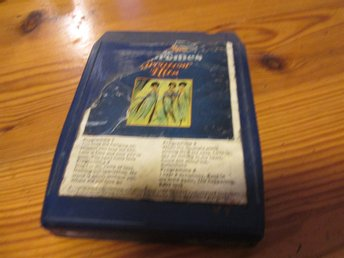 Diana Ross And The Supremes - Greatest Hits  KASSETTBAND,  - (8 track Cartridge)