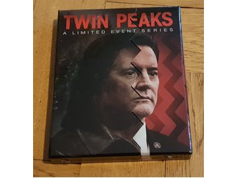TWIN PEAKS - Säsong 3/A Limited Event Series (NYSKICK!)