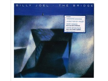BILLY JOEL - The Bridge - LP (1986)
