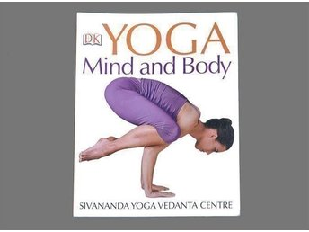 Yoga Mind and Body, Yogabok, Yogaböcker, Yoga books in english, Yogaprylar