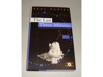 Davies, Paul: The last three minutes