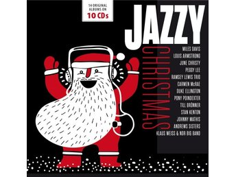 Jazzy Christmas / 14 Original Albums (10 CD)