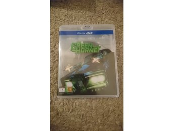 Green Hornet 3D (Marvel DC Comics)