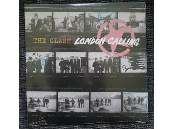 "clash ""london calling - remix/instrumental"" (""7, PS) still sealed"