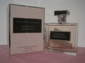 Ralph Lauren parfym. Midnight Romance EdP 100 ml. NYINKÖPT!