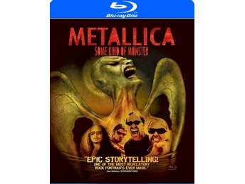 Metallica: Some kind of monster (Blu-ray + DVD)