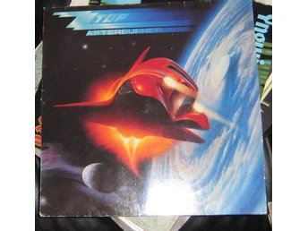 "ZZtop LP ""afterburner"""