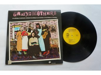 ** The Grandmothers ‎– A collection of xx Mothers of invention **