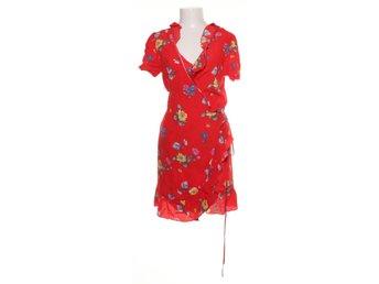 Omlottklänning Röd | na