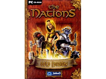 Nations Gold Edition PC - Helt Nytt Fraktfritt