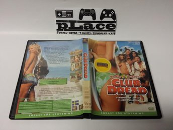 Club Dread DVD
