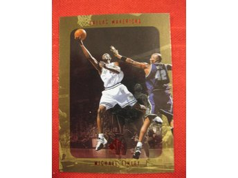 MICHAEL FINLEY - SP AUTHENTIC 1997-98 - DALLAS MAVERICKS - BASKET