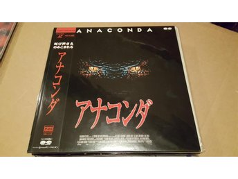 ANACONDA - WIDESCREEN JAPAN LD