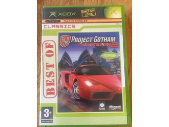 Project gotham racing 2 - xbox - Varberg - Project gotham racing 2 - xbox - Varberg