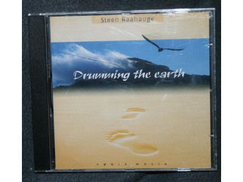 Relax/New Age DRUMMING THE EARTH Steen Raahauge Fönix Musik
