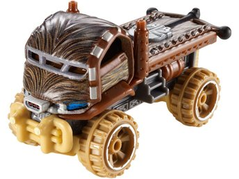 Hot Wheels HW Cars Bilar Disney Metall Star Wars Chewbacca FP