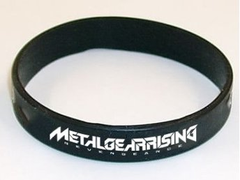 Metal Gear Rising Revengeance Wristband