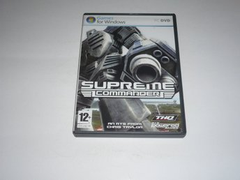 PC-SPEL SUPREME COMMANDER