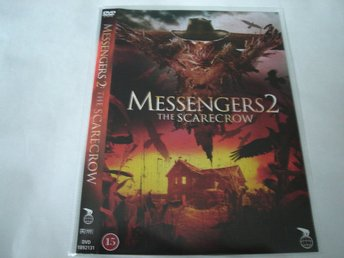 DVD-MESSENGERS 2 the scarecrow