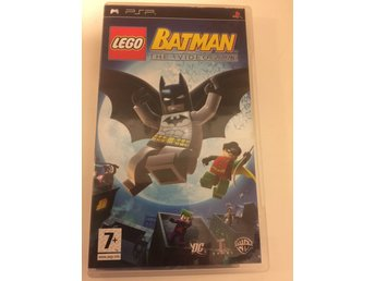 Lego Batman The video game. Svensksåld
