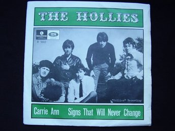 The Hollies    45/PS    1967