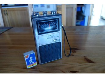 Gammal Multiband Receiver, Posonic, 70/80-talet