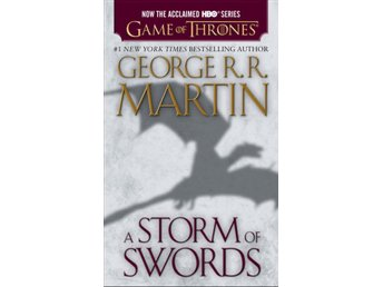 A Storm of Swords (HBO Tie-in Edition) 9780345543981